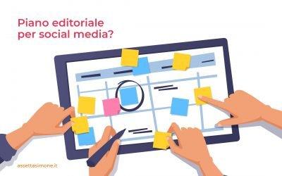Come realizzare un piano editoriale per i social media